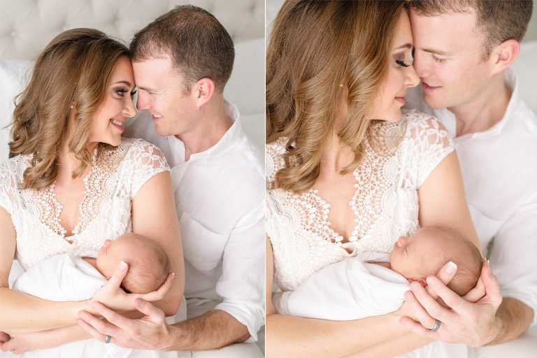 houston texas newborn photo session