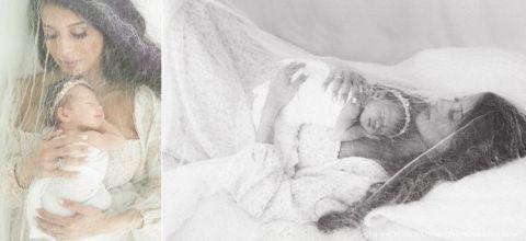 white newborn photography houston