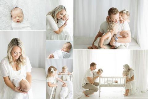 Newborn Photographer Houston