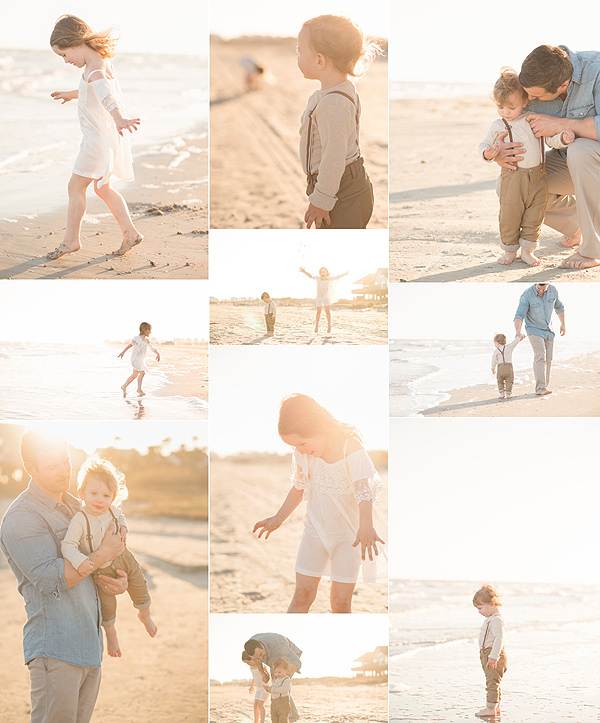 houston newborn baby family photographer seaside session location